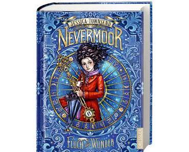 [Rezension] Nevermoor, Bd. 1: Fluch und Wunder - Jessica Townsend