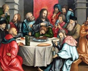 Bibeltexte für die Passionswoche – Donnerstag (Gründonnerstag)