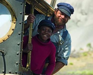 JIM KNOPF UND LUKAS DER LOKOMOTIVFÜHRER ist ein Abenteuer für alle!