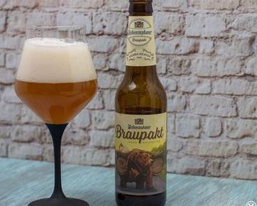 happy brew of the week: Braupakt von Weihenstephan/ Sierra Nevada
