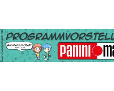 #Mangamonat Verlage: Panini