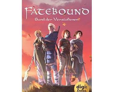 Rezension: Fatebound - Bund der Verstoßenen