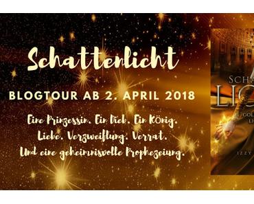 [Blogtour] »Schattenlicht - Goldenes Licht« von Izzy Maxen - Tag 5