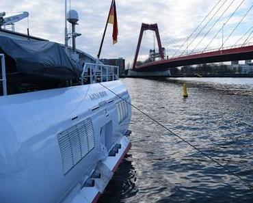 Flusskreuzfahrt: Mit a-rosa auf dem Rhein – Rotterdam