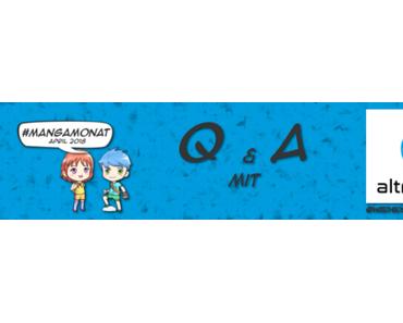 #Mangamonat Q & A mit: altraverse
