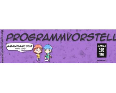 #Mangamonat Verlage: Egmont Manga