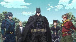 Real in Anime: Batman als gefährlicher Ninja