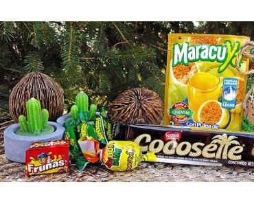 Süßigkeiten vom anderen Ende der Welt - Unser Stopp in Kolumbien