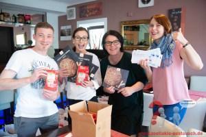 Glutenfreies Offline Treffen München Pizzeria Insieme