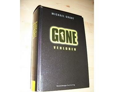 "[REZENSION] ""Gone: Verloren"" (Band 1)"