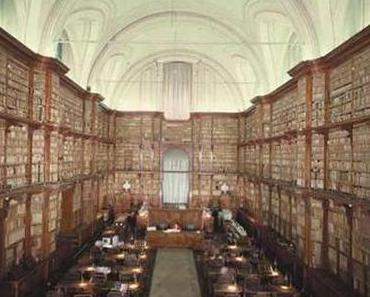 Ein Spaziergang durch die geheimnisvolle Bibliothek des Vatikans