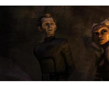 Der (zukünftige) Sith und der (zukünftige) Grand Moff