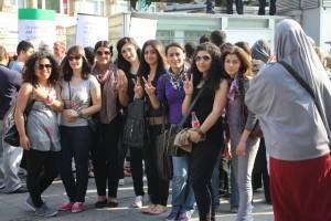 Frankfurter Vogel-Kundgebung: Der weibliche Islamismus