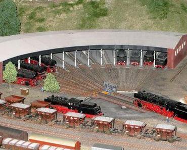 Bochum Woche und Rurgebiet Miniatur