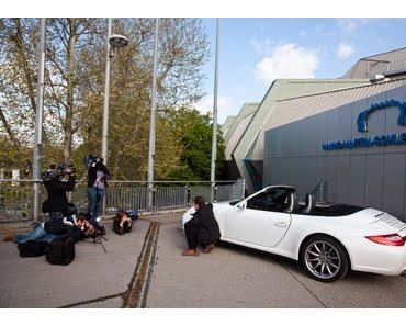 """Ein Pressetermin oder Folge 73409345 von """"Männer und Autos"""""""