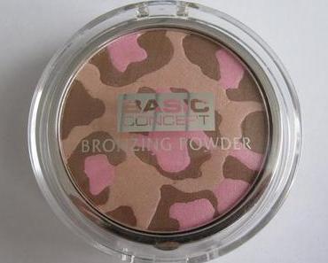 Review: BASIC CONCEPT Bronzer Powder Nr. 1