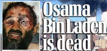 Lachnummer des Tages – Bin Ladens Todesfoto ist eine Fälschung