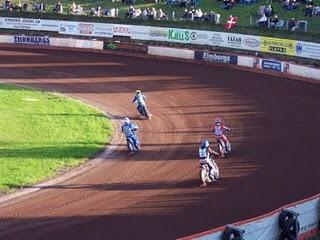 Von Orrefors zu Speedway der Weltklasse