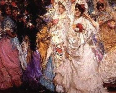 Die andalusische Malerei im Museum der Schönen Künste in Sevilla