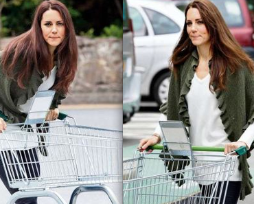 Kate Middleton im Alltagslook