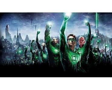 Green Lantern: Weiteres neues Banner zum Film erschienen
