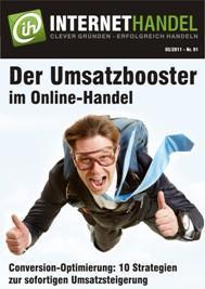 Conversion-Optimierung als Umsatzbooster im Online-Handel