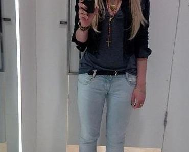 Actually I do have light Jeans.