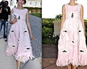 Outfit Of The Day: Alexa Chung bei der Chanel Cruise Show