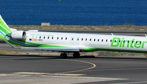 Binter Airlines startet 02.05.2018 Richtung Kanaren