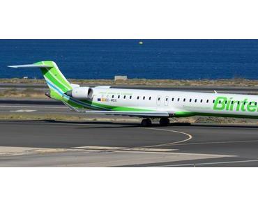Binter Airlines startet am 02.05.2018 Richtung Kanaren