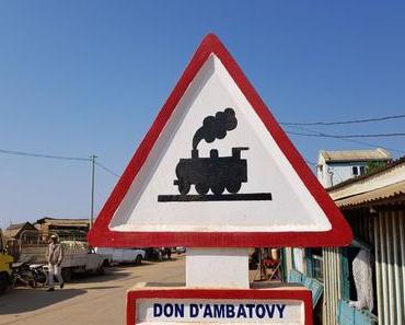 Die Eisenbahn in Madagaskar