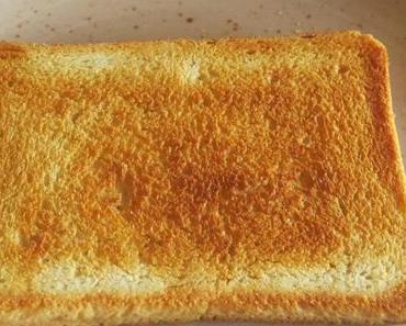 Toastbrot mit Lievito Madre