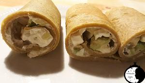 Rezept Buchweizen-Wraps