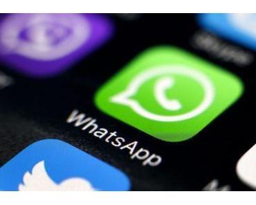 WhatsApp führt Mindestalter von 16 Jahren ein