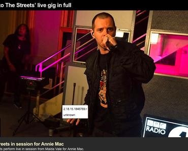 The Streets Live @ BBC Radio 1