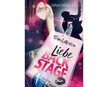 [Rezension] Tom & Malou #2 - Liebe Backstage