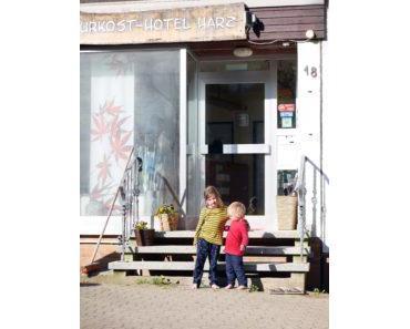 Mal nicht selber machen! Unser Schlemmer-Wochenende im Naturkosthotel Harz