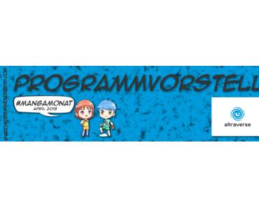 #Mangamonat Verlage: Altraverse