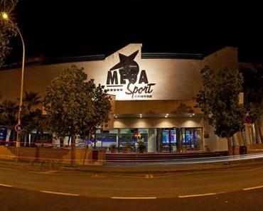 Megasport-Gym in Palma schließt seine Pforten.