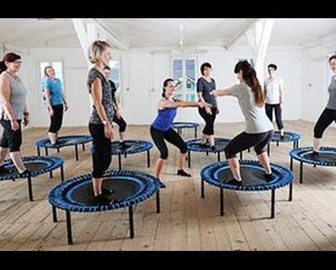 Trampolin Training – Hilft das Workout für Anfänger beim Abnehmen?