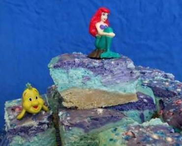 Meerjungfrauen Cheesecake