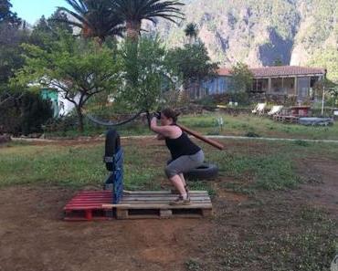 Nature Fitness Camp auf La Palma