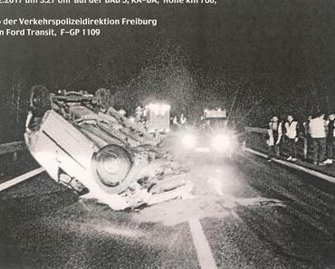 Ein Horror-Unfall und wie die InterEurope AG mit der geschädigten Person umgeht.