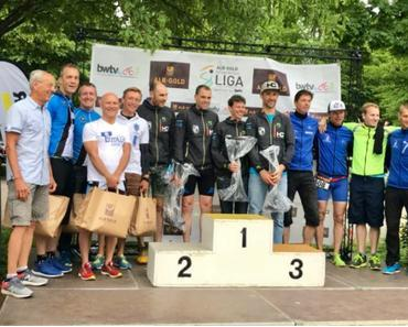 ALBGOLD Triathlonliga Waiblingen