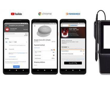 Google Pay kommt jetzt mit der Comdirect-Bank