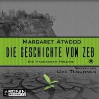 Rezension: Die Geschichte von Zeb - Margaret Atwood