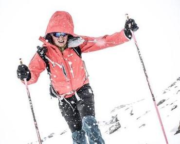 Auf Ski über die Alpen: David Wallmann im Interview