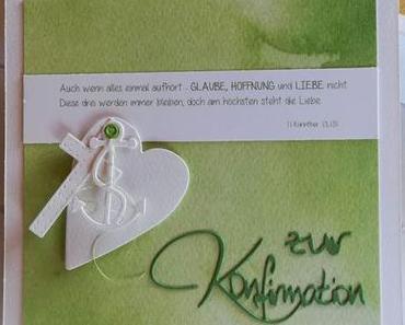 Glaube, Liebe, Hoffnung...............