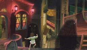 Kino Animes lernen kann Chihiros Reise Zauberland