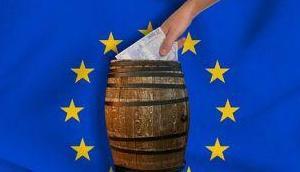 Deutschlands Regierung zahl zahlt, aber nicht eigene Volk, holt Geld internationale Umverteilung